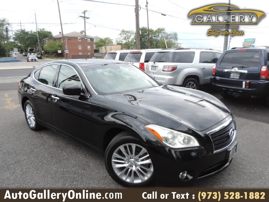 Used 2011 INFINITI M37 in Lodi, New Jersey | Auto Gallery. Lodi, New Jersey