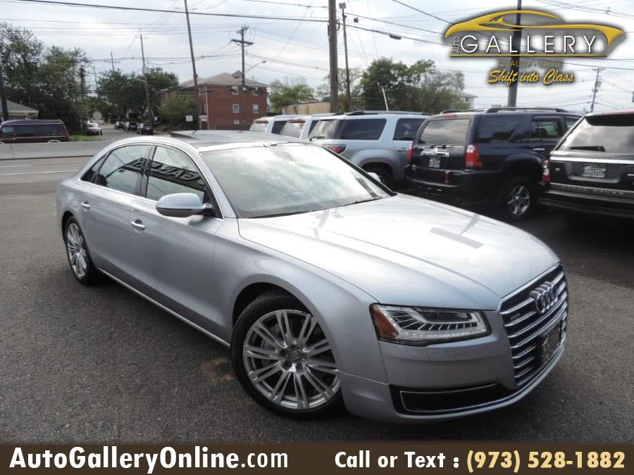 Used 2015 Audi A8 L in Lodi, New Jersey | Auto Gallery. Lodi, New Jersey