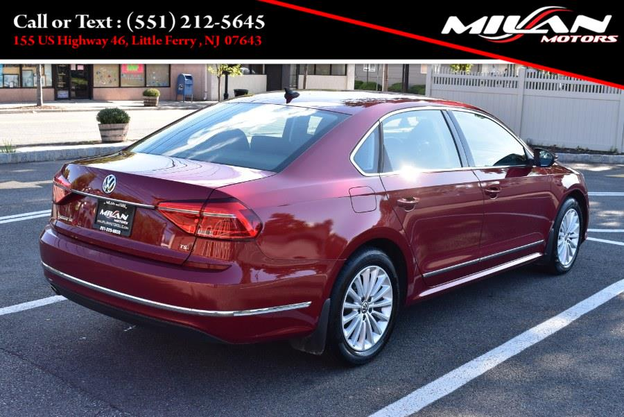 2016 Volkswagen Passat 4dr Sdn 1.8T Auto SE w/Technology PZEV, available for sale in Little Ferry , New Jersey | Milan Motors. Little Ferry , New Jersey