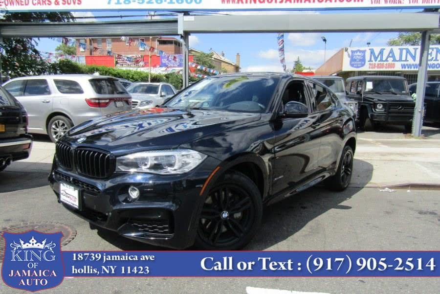 Used 2017 BMW X6 in Hollis, New York | King of Jamaica Auto Inc. Hollis, New York