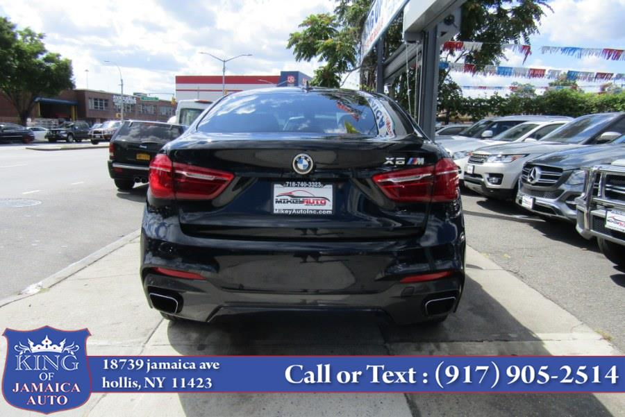 2017 BMW X6 xDrive50i Sports Activity Coupe, available for sale in Hollis, New York | King of Jamaica Auto Inc. Hollis, New York