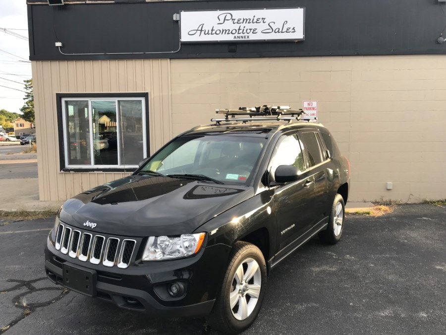 2013 Jeep Compass 4WD 4dr Latitude, available for sale in Warwick, Rhode Island | Premier Automotive Sales. Warwick, Rhode Island