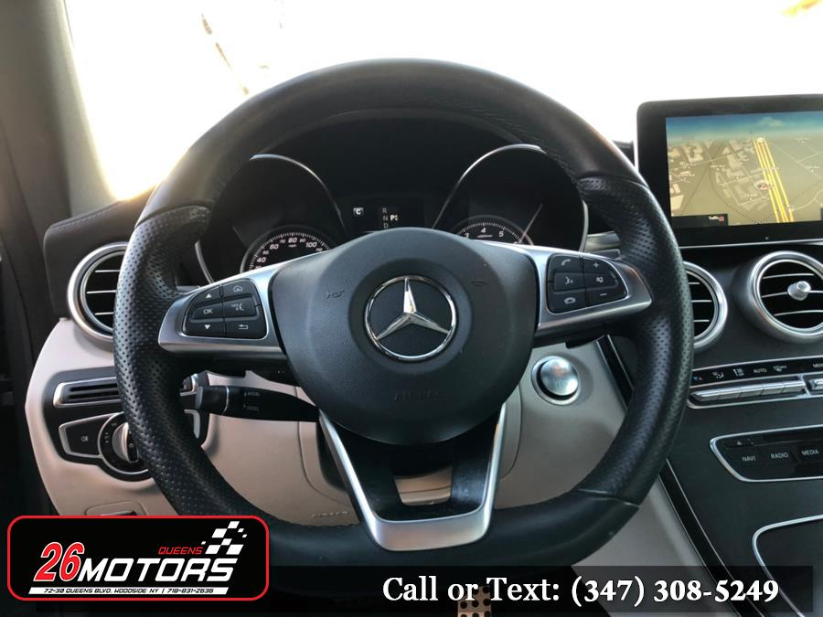2017 Mercedes-Benz C-Class C 300 4MATIC Coupe, available for sale in Bronx, New York | 26 Motors Corp. Bronx, New York