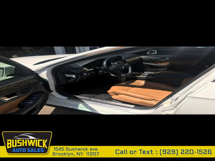 2011 Mercedes-Benz E-Class 4dr Sdn E550 Sport 4MATIC, available for sale in Brooklyn, New York | Bushwick Auto Sales LLC. Brooklyn, New York