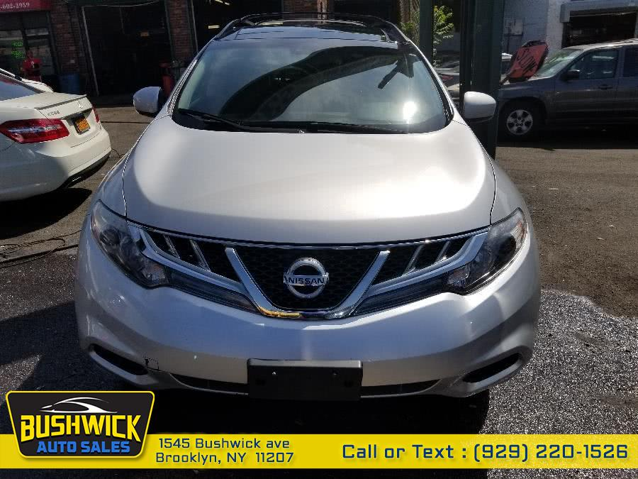 Used Nissan Murano AWD 4dr SL 2013 | Bushwick Auto Sales LLC. Brooklyn, New York