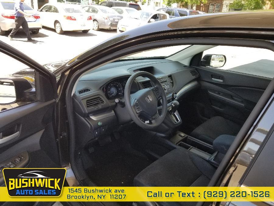 2015 Honda CR-V AWD 5dr LX, available for sale in Brooklyn, New York | Bushwick Auto Sales LLC. Brooklyn, New York
