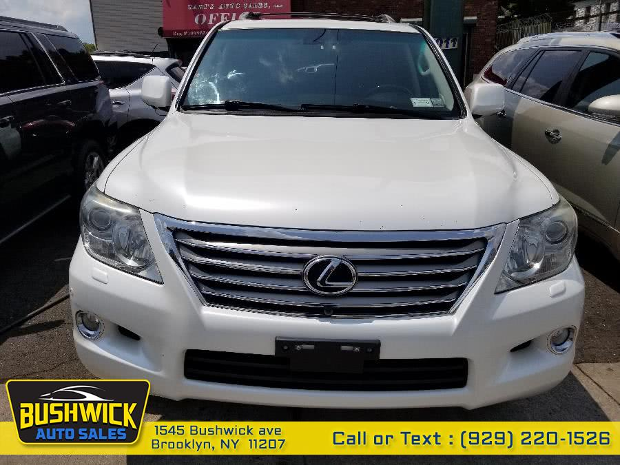 Used Lexus LX 570 4WD 4dr 2011 | Bushwick Auto Sales LLC. Brooklyn, New York