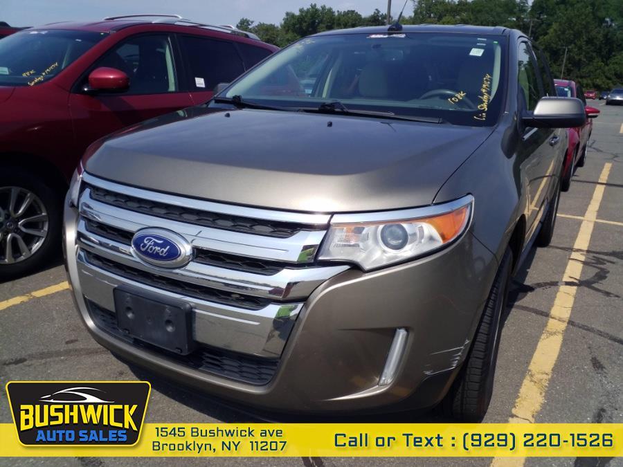 2014 Ford Edge 4dr SEL AWD, available for sale in Brooklyn, New York | Bushwick Auto Sales LLC. Brooklyn, New York