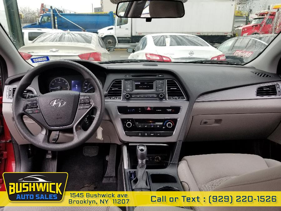 Used Hyundai Sonata 4dr Sdn 2.4L SE 2016 | Bushwick Auto Sales LLC. Brooklyn, New York
