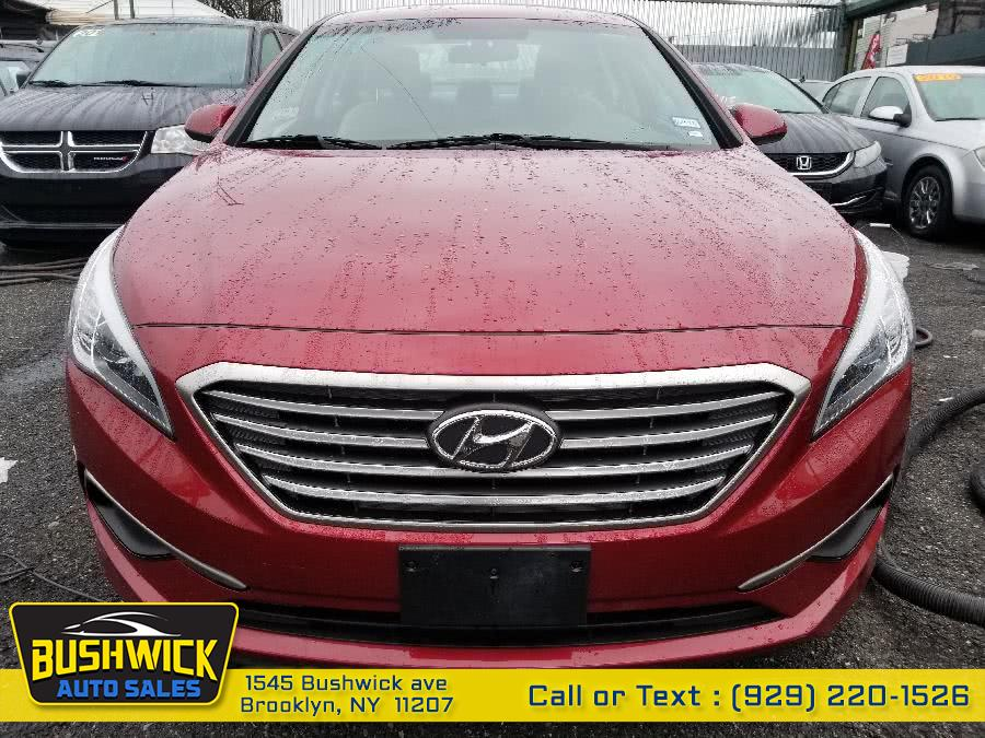 Used 2016 Hyundai Sonata in Brooklyn, New York | Bushwick Auto Sales LLC. Brooklyn, New York