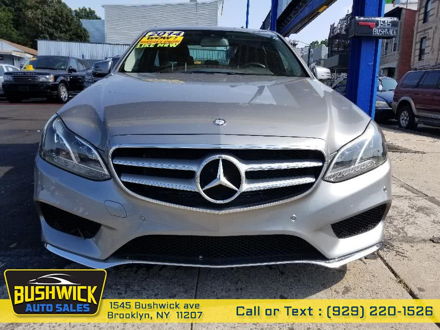 2014 Mercedes-Benz E-Class 4dr Sdn E350 Sport 4MATIC, available for sale in Brooklyn, New York | Bushwick Auto Sales LLC. Brooklyn, New York