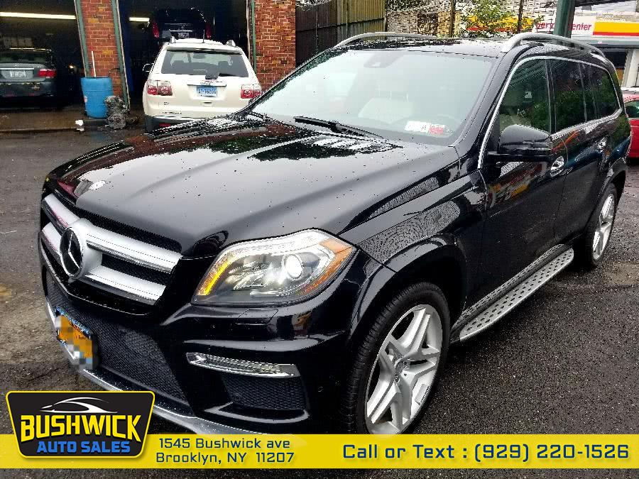Used Mercedes-Benz GL-Class 4MATIC 4dr GL 550 2013 | Bushwick Auto Sales LLC. Brooklyn, New York