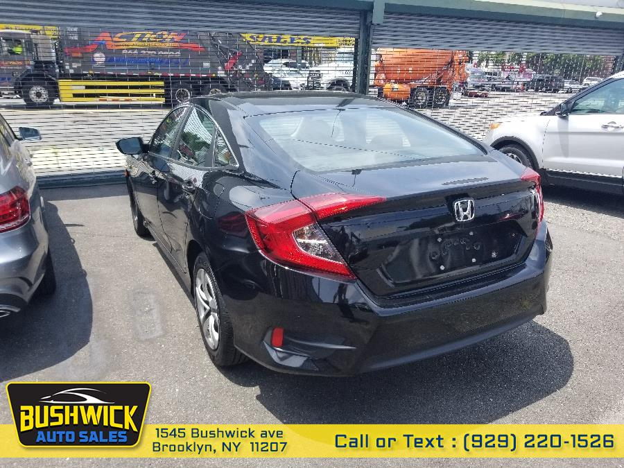2016 Honda Civic Sedan 4dr CVT LX, available for sale in Brooklyn, New York | Bushwick Auto Sales LLC. Brooklyn, New York