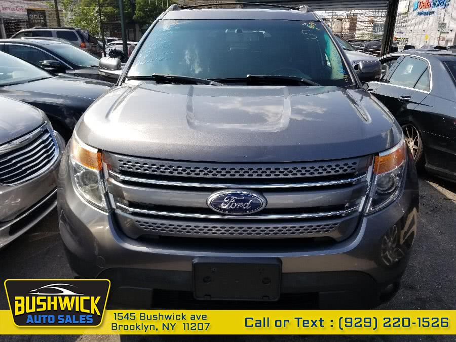 Used Ford Explorer 4WD 4dr Limited 2012 | Bushwick Auto Sales LLC. Brooklyn, New York
