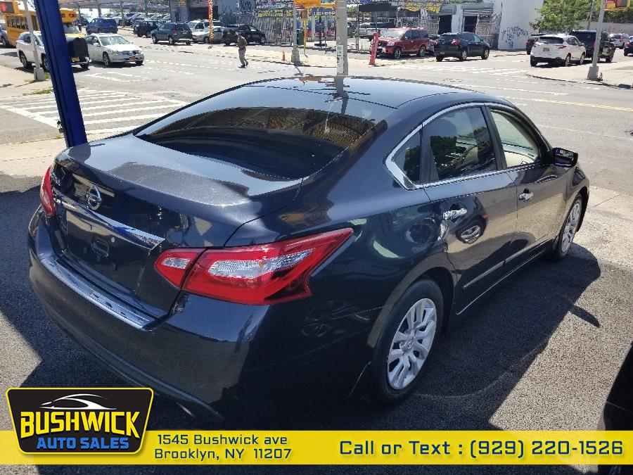 2016 Nissan Altima 4dr Sdn I4 2.5 S, available for sale in Brooklyn, New York | Bushwick Auto Sales LLC. Brooklyn, New York