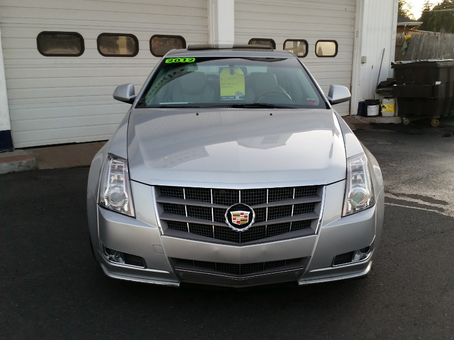 2011 Cadillac CTS Sedan 4dr Sdn 3.0L Performance AWD, available for sale in Berlin, Connecticut | Action Automotive. Berlin, Connecticut