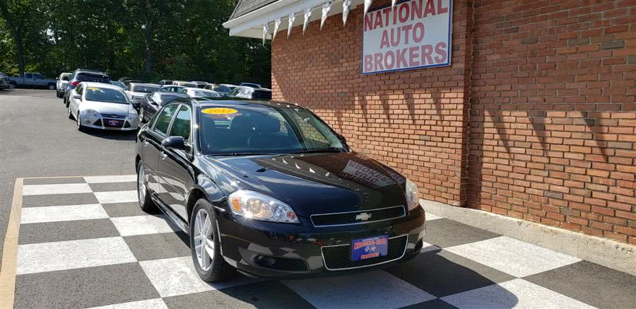 Used Chevrolet Impala 4dr Sdn LTZ 2013 | National Auto Brokers, Inc.. Waterbury, Connecticut