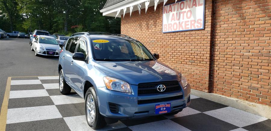 2010 Toyota RAV4 4WD 4dr AT, available for sale in Waterbury, Connecticut | National Auto Brokers, Inc.. Waterbury, Connecticut