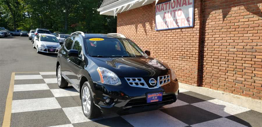 Used 2013 Nissan Rogue in Waterbury, Connecticut | National Auto Brokers, Inc.. Waterbury, Connecticut