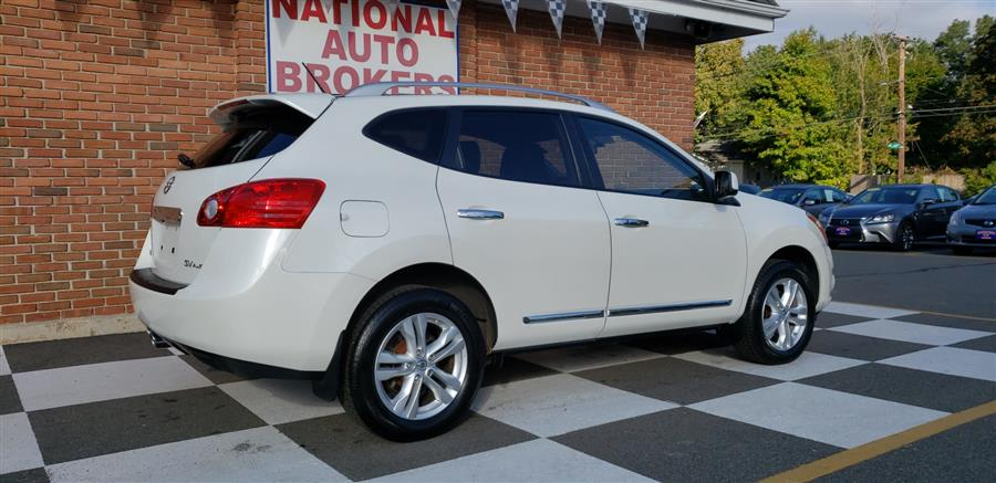 Used Nissan Rogue AWD 4dr S 2012 | National Auto Brokers, Inc.. Waterbury, Connecticut