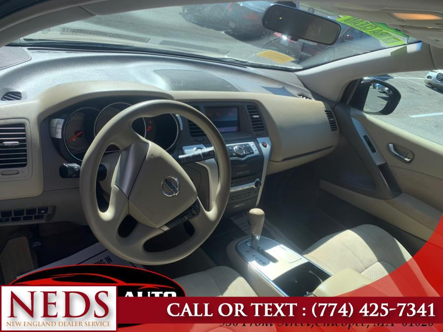 Used Nissan Murano AWD 4dr S 2009 | New England Dealer Services. Indian Orchard, Massachusetts