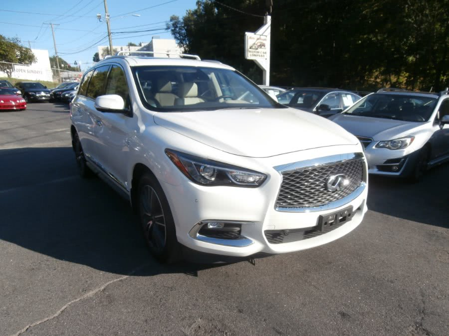 Used 2017 INFINITI QX60 in Waterbury, Connecticut | Jim Juliani Motors. Waterbury, Connecticut
