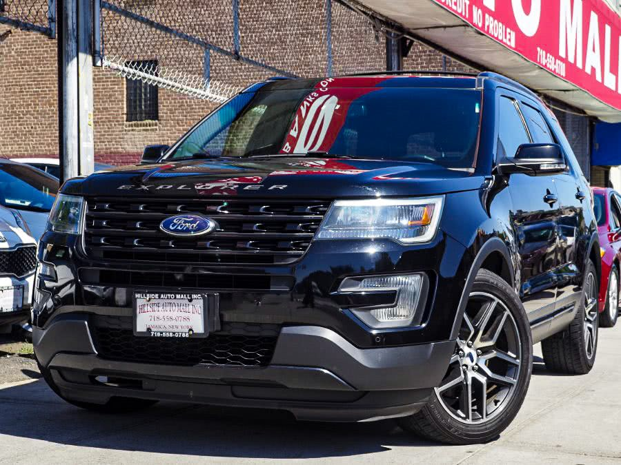 Used Ford Explorer 4WD 4dr Sport 2016 | Sunrise Auto Outlet. Amityville, New York