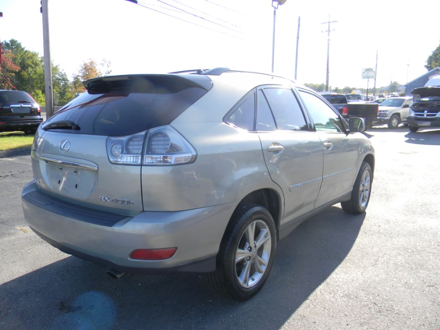 2007 Lexus RX 400h AWD 4dr Hybrid, available for sale in Southborough, Massachusetts | M&M Vehicles Inc dba Central Motors. Southborough, Massachusetts
