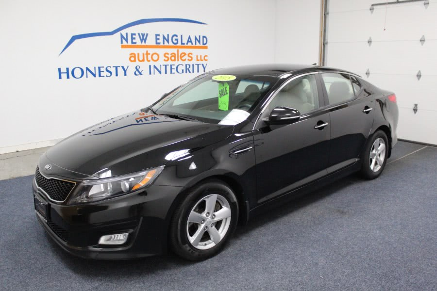 Used 2015 Kia Optima in Plainville, Connecticut | New England Auto Sales LLC. Plainville, Connecticut