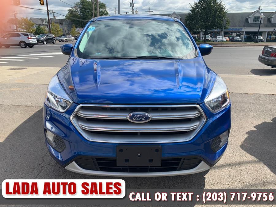 2017 Ford Escape SE 4WD, available for sale in Bridgeport, Connecticut | Lada Auto Sales. Bridgeport, Connecticut