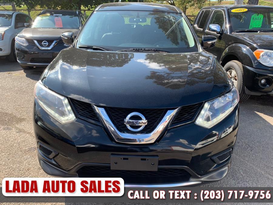 2015 Nissan Rogue AWD 4dr S, available for sale in Bridgeport, Connecticut   Lada Auto Sales. Bridgeport, Connecticut
