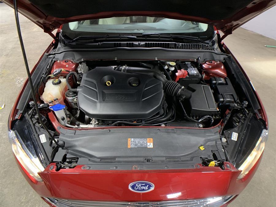 Used Ford Fusion 4dr Sdn Titanium AWD 2014 | Wiz Leasing Inc. Stratford, Connecticut