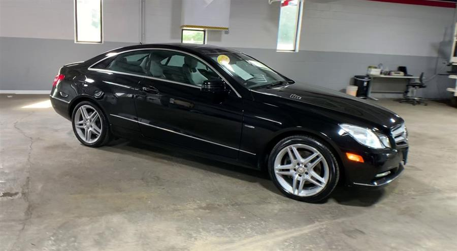 Used Mercedes-Benz E-Class 2dr Cpe E 350 4MATIC 2012 | Wiz Leasing Inc. Stratford, Connecticut