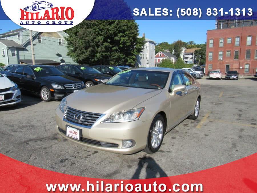 Used 2011 Lexus ES 350 in Worcester, Massachusetts | Hilario's Auto Sales Inc.. Worcester, Massachusetts