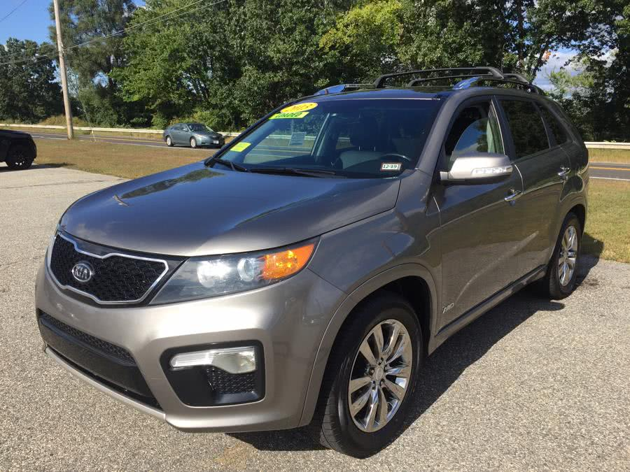 Used Kia Sorento AWD 4dr V6 SX 2013 | Danny's Auto Sales. Methuen, Massachusetts