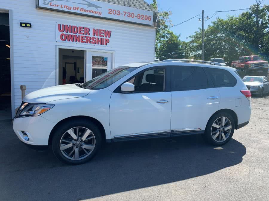 Used 2013 Nissan Pathfinder in Danbury, Connecticut | Car City of Danbury, LLC. Danbury, Connecticut