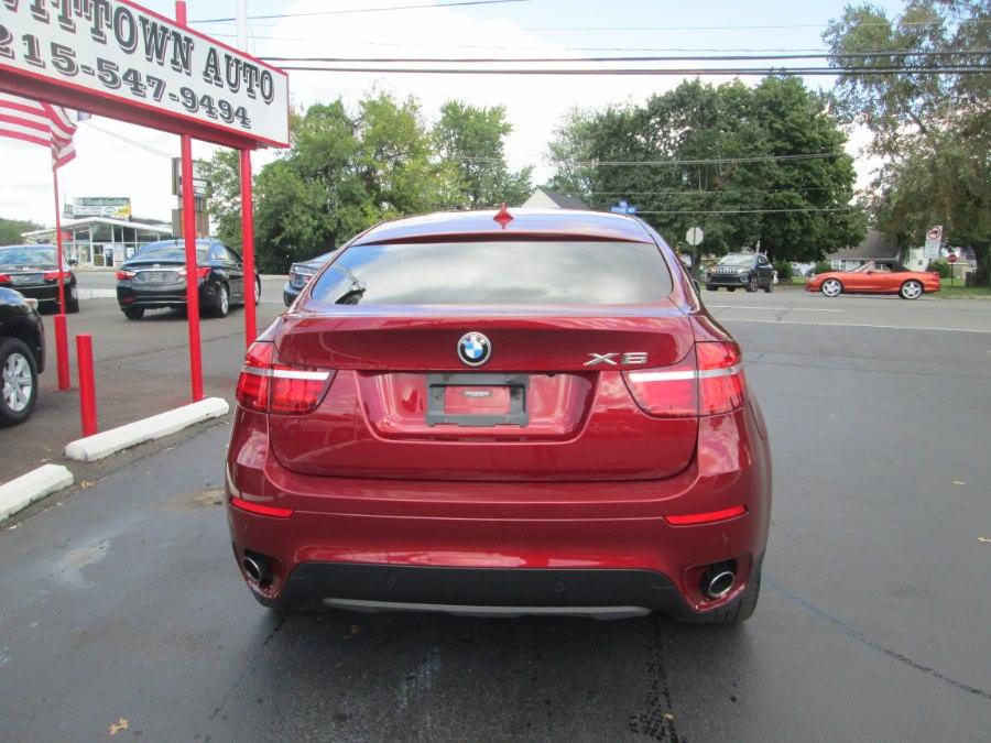 2013 BMW X6 AWD 4dr xDrive35i, available for sale in Levittown, Pennsylvania | Levittown Auto. Levittown, Pennsylvania