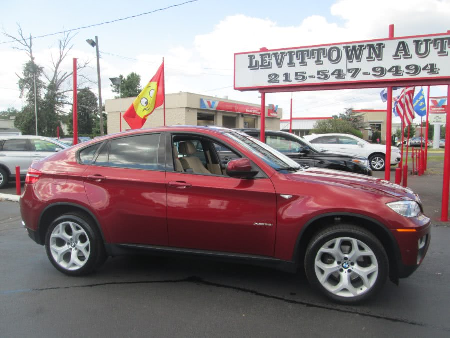 Used 2013 BMW X6 in Levittown, Pennsylvania | Levittown Auto. Levittown, Pennsylvania