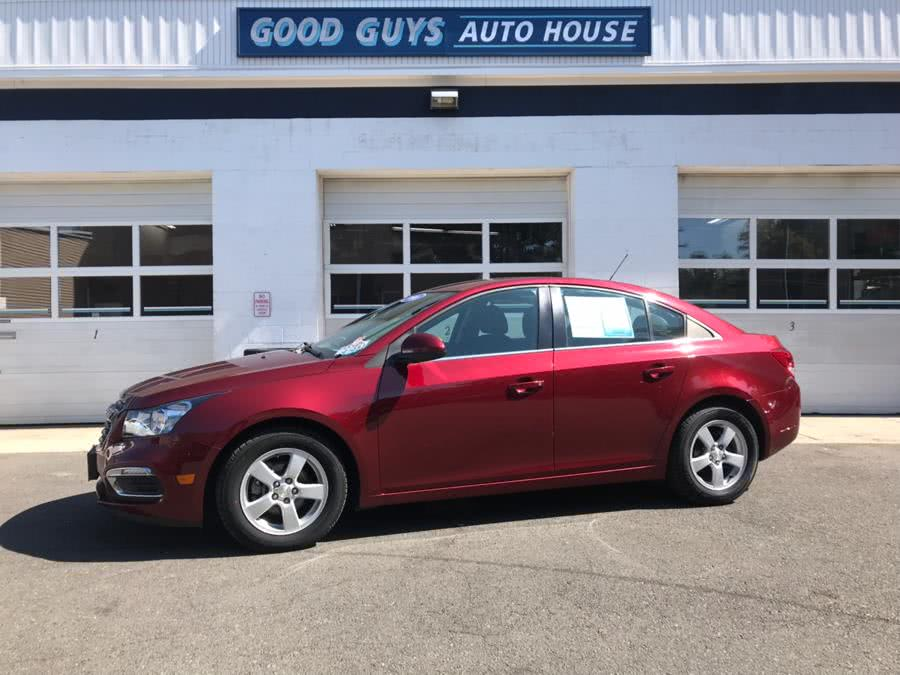 Used 2016 Chevrolet Cruze Limited in Southington, Connecticut | Good Guys Auto House. Southington, Connecticut