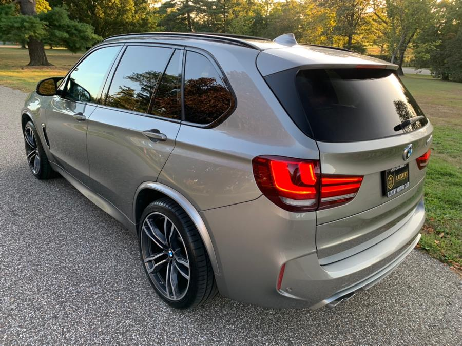 Used BMW X5 M Sports Activity Vehicle 2017 | Luxury Motor Club. Franklin Square, New York