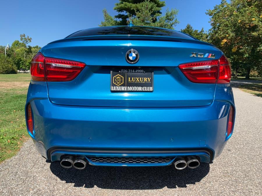 Used BMW X6 M AWD 4dr 2015 | Luxury Motor Club. Franklin Square, New York