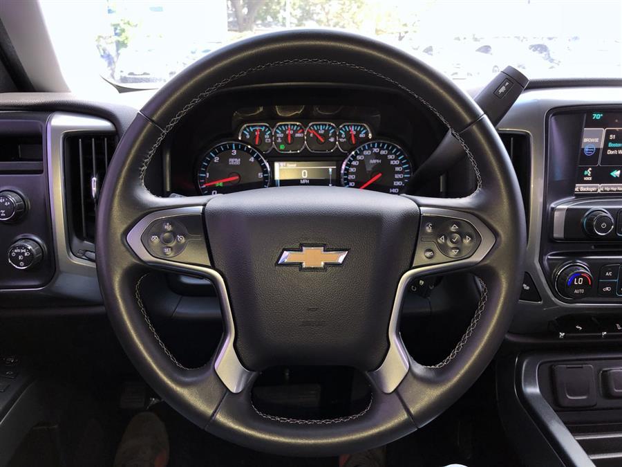 2014 Chevrolet Silverado 1500 4WD Double Cab 143.5
