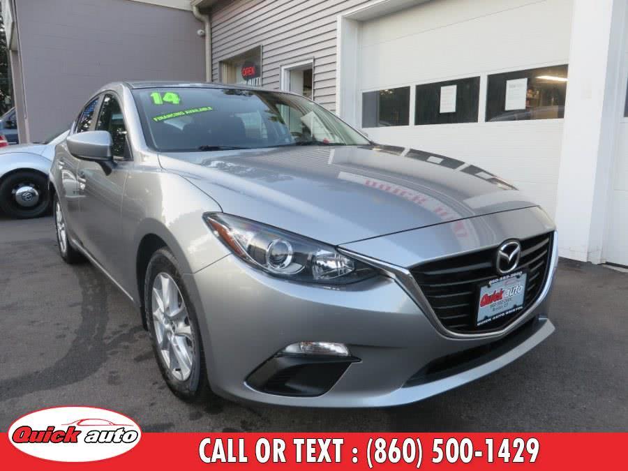 Used 2014 Mazda Mazda3 in Bristol, Connecticut | Quick Auto LLC. Bristol, Connecticut