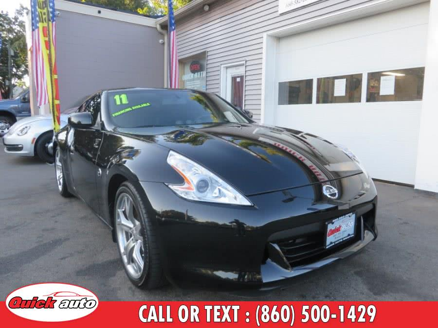 Used 2011 Nissan 370Z in Bristol, Connecticut | Quick Auto LLC. Bristol, Connecticut