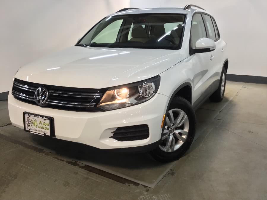 Used 2017 Volkswagen Tiguan in Lodi, New Jersey | European Auto Expo. Lodi, New Jersey