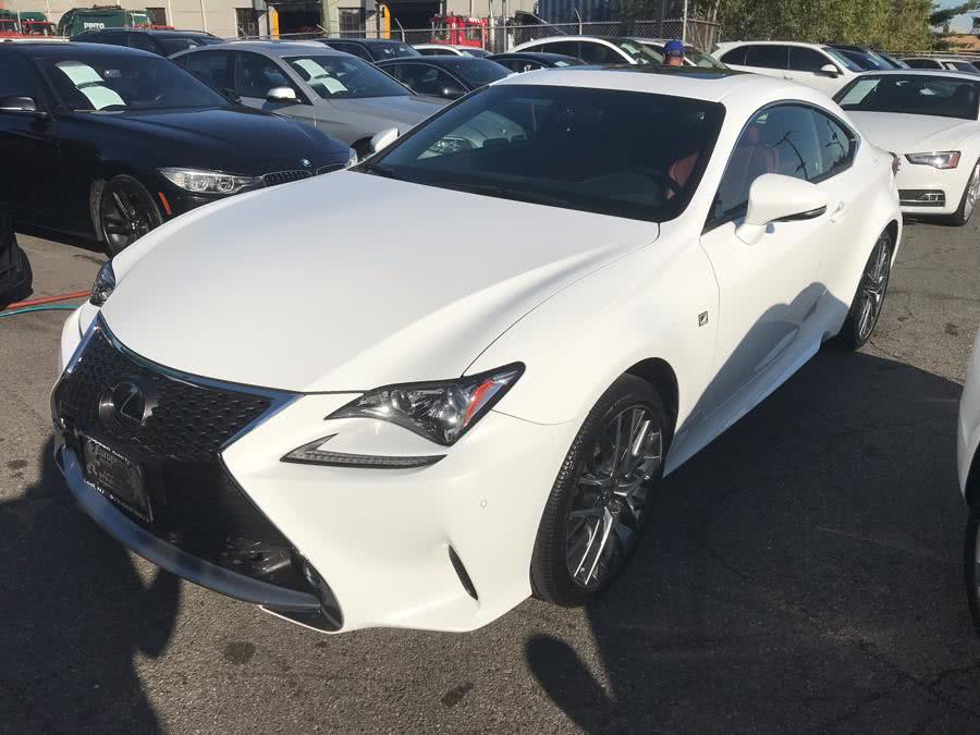 Used 2017 Lexus RC in Hillside, New Jersey | M Sport Motor Car. Hillside, New Jersey