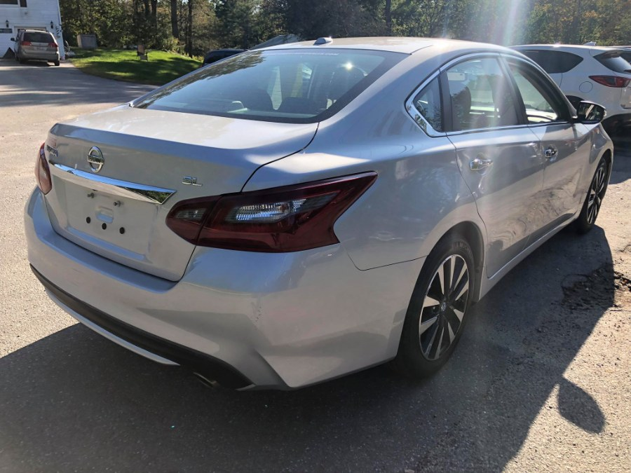 2018 Nissan Altima 2.5 SV Sedan, available for sale in Harpswell, Maine   Harpswell Auto Sales Inc. Harpswell, Maine