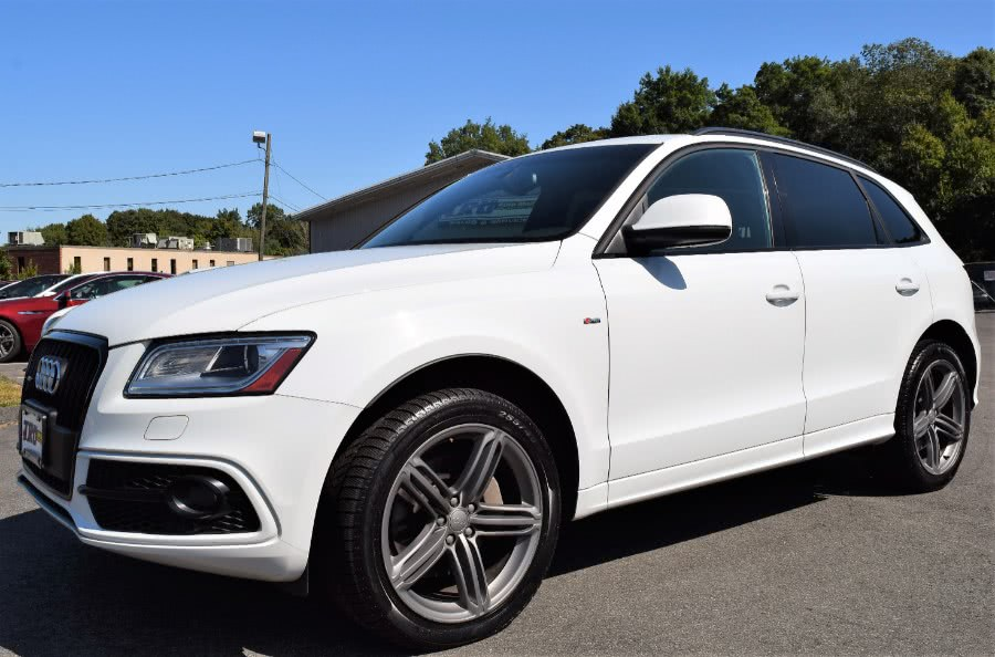 Used 2014 Audi Q5 in Hartford, Connecticut | VEB Auto Sales. Hartford, Connecticut