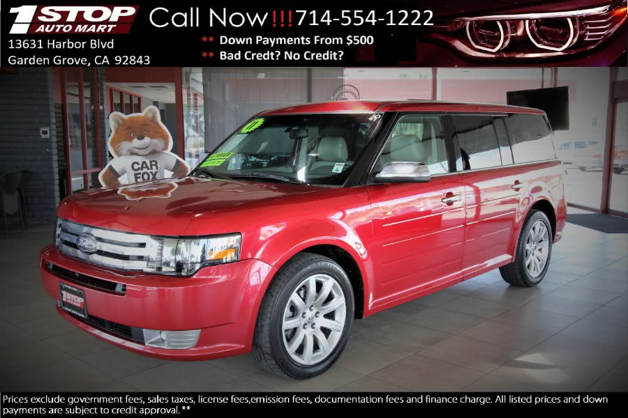 Used 2011 Ford Flex in Garden Grove, California | 1 Stop Auto Mart Inc.. Garden Grove, California