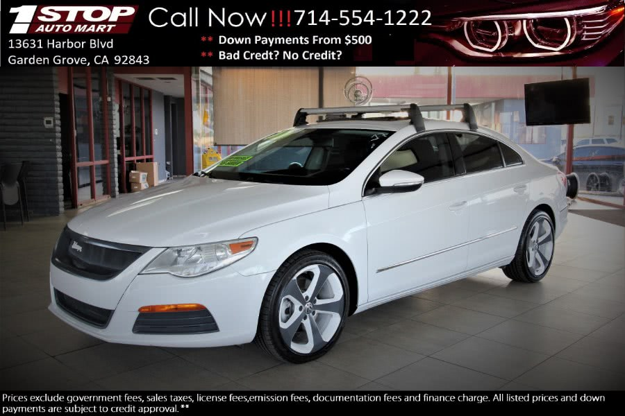 Used 2011 Volkswagen CC in Garden Grove, California | 1 Stop Auto Mart Inc.. Garden Grove, California
